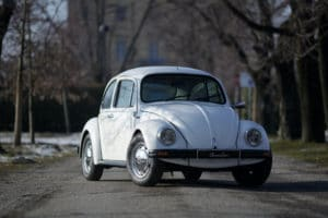 1976 VW Beetle Bulletproof