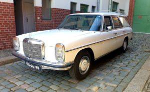Mercedes 220 D Estate