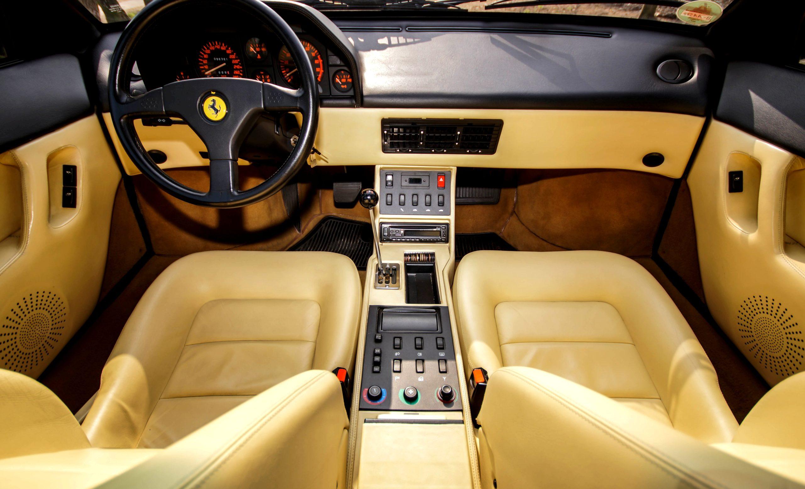 Ferrari Mondial T Getyourclassic Ferrari Mondial T